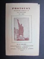 POCHETTE PHOTO (M1505) PHOTOVOX (2 Vues) Boulevard Mairaux, 29 La Louvière - Fotografie En Filmapparatuur
