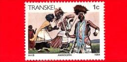 TRANSKEI - Usato - 1984 - Amagqira - 1 - Transkei
