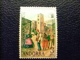ANDORRA ESPAÑOLA 1975 Yvert Nº 88 ** - Nuevos