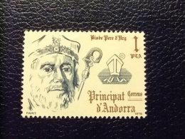 ANDORRA ESPAÑOLA 1979 Yvert Nº 121 ** - Nuevos