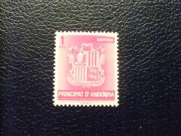 ANDORRA ESPAÑOLA 1982 Yvert Nº 139 ** - Nuevos