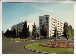 YERRES 91 - La Roseraie : Immeubles ( Cité HLM Ensemble ) - CPSM CPM GF - Essonne - Yerres