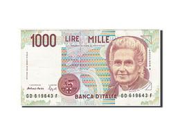 Italy, 1000 Lire, 1990-1994, KM:114b, 1990, SUP - 1000 Lire