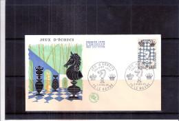 Jeux - Echecs - FDC France (à Voir) - Chess