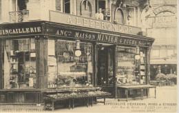 75 - PARIS - 83 Bis  Rue  De  Rivoli - A  L ' EPERON  D ' OR  - Carte  Neuve . - Distrito: 01