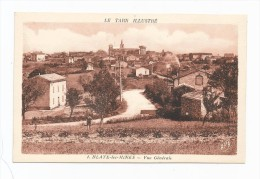 1. BLAYE-les-MINES   -    Vue Générale - Blave Les Mines