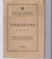 Premiazione 20 Giungno 1932 - Guerre 1939-45