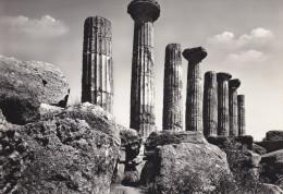 Ph-CPSM Italie Agrigento (Sicilia) Tempio Di Ercole - Agrigento