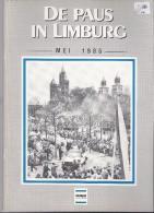 De Paus In Limburg - 1985 - Fotoboek - Christianisme