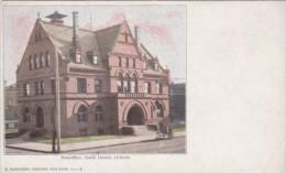 Post Office Rock Island Illinois - Postal Services