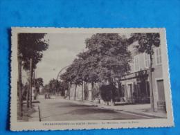 RHONE-CHARBONNIERES LES BAINS-LE MERIDIEN ROUTE DE PARIS - Charbonniere Les Bains