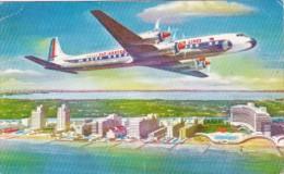Eastern Air Lines Golden Falcon DC-7B - 1946-....: Moderne