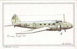 United Air Lines Boeing Model 247