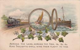 Transport Multi Views Across The Land Across The Sea - Altri