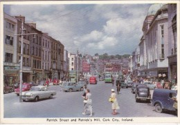 PATRIK STREET AND PATRICK'S HILL, CORK CITY, IRELAND - Dublin