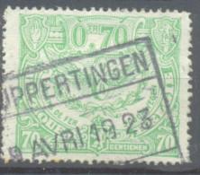 _6s-919: N° TR110: HOUPPERTINGEN - 1915-1921