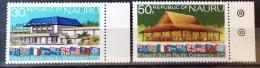 Nauru 1975 MNH**  # 128/129 - Nauru