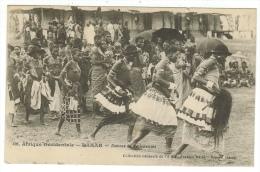 Afrique Occidentale // Sénégal/ Danses De Féticheurs - Sénégal