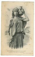 Afrique // Campagne D'Orient 1914-1917 // Jeune Fille De L'intérieure - Cartes Postales