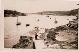 Environs De Riec Sur Belon Le Petit Port De Ros Braz - France