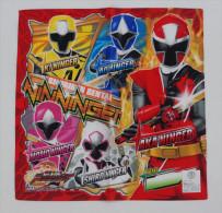 Shuriken Sentai Ninninger : Handkerchief - Merchandising