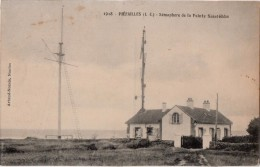 Préfailles Sémaphore De La Pointe Saint Gildas - Préfailles