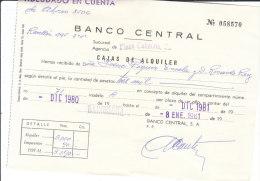 BARCELONA - BANCO CENTRAL - España