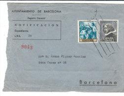 BARCELONA . Notification - Colecciones