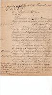 MANUSCRIT 1903 - Documentos Históricos