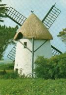 Postcard - Tacumshane Windmill, Wexford. 44 - Molinos De Viento