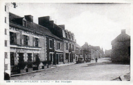 NOYAL-sur-VILAINE - Rue Principale - (1206) - - Non Classificati