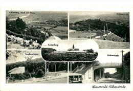 Autres. Wienewald Hohenstrabe. Vue Sur Kahlenberg ,Hohenstrabe , Josefinenhutte. - Autres