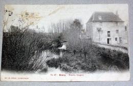 Aisne Breny Moulin Gogery -près De Villers Cotterêts Et Soissons - CPA 1904 - Petites Salissures - Villers Cotterets