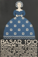 @@@ MAGNET - BASAR. 1910 - Publicitaires