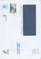 IsoleFaroer  2013 - Lettera .  X L´Italia  Affrancata Con 1 Stamps - Féroé (Iles)