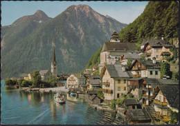 Austria - 4830 Hallstatt - Malerisches Salzkammergut - Dampfer - Nice Stamp - Hallstatt