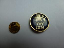 Informatique , IBM , JO Jeux Olympiques Los Angelés 1984 - Informatique