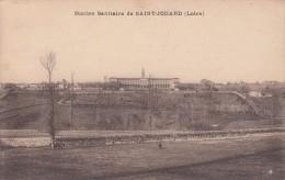 Cp , 42 , SAINT-JODARD , Station Sanitaire - France