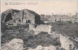 Guerre 1914-1918 - Ruines De Nieuport - L'ancienne Caserne - Pas Circulé - NB - TBE - Guerre 1914-18