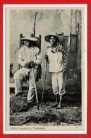 AMIRIQUE - GUATEMALA --  Indios Cargadores - Guatemala