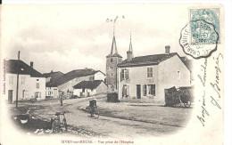 SIVRY Sur MEUSE - Vue Prise De L'Hospice - France