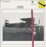 Vliegtuigen.- Avia BH.7 - Jachtvliegtuigen. -  Tjechoslowakije - Vliegtuigen