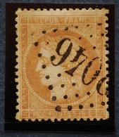Cérès N°59.Ob 2046 LILLE. - 1871-1875 Cérès
