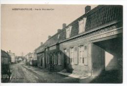 GODEWAERSVELDE (59) - RUE DU MONT DES CATS - DEVANTURE CHARBONS ET BRIQUETTES - France
