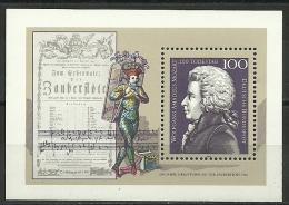 BRD 1991, Block 26, Postfrisch - Blocks & Sheetlets