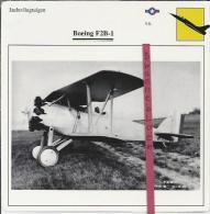 Vliegtuigen.- Boeing F2B-1 - Jachtvliegtuigen. -  V.S. - U.S.A. - Vliegtuigen