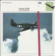 Vliegtuigen.- Boeing XF8B - Jachtvliegtuigen. -  V.S. - U.S.A. - Vliegtuigen