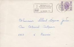 760  Droits De L´Homme - Menschenrechte - Human Rights - Namur  1973  TTB - Marcofilia
