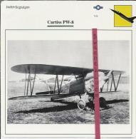Vliegtuigen.- Curtiss PW-8 - Jachtvliegtuigen. -  V.S. - U.S.A. - Vliegtuigen