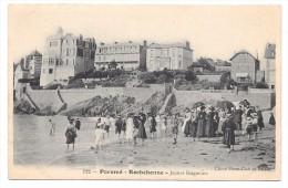 35 - Paramé-Rochebonne - Jeunes Baigneurs - Cliché Photo-Club De Paramé N° 122 - Parame